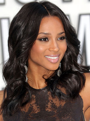Ciara at 2010 MTV VMAs