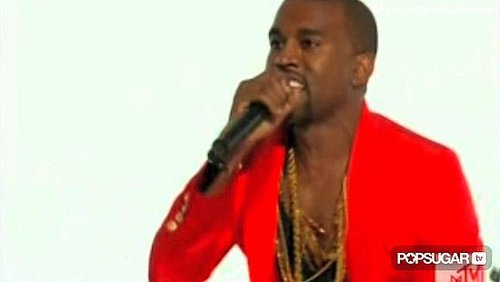 Video of Kanye West Performing at the 2010 MTV Video Music Awards 2010-09-12 21:16:19