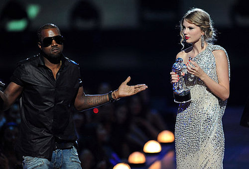 Kanye West Writes a Song For Taylor Swift