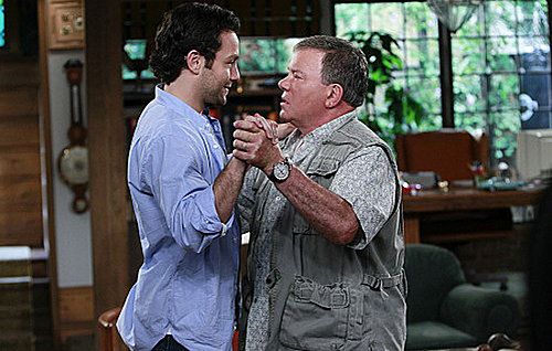 Photos and Video From New CBS Show $#*! My Dad Says, Starring William Shatner