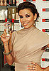 Eva Longoria Launches New Fragrance in London!