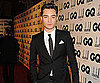 Slide Picture of Ed Westwick at the GQ Men of the Year Awards in London