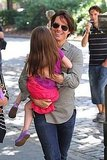 Pictures of Tom and Suri