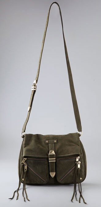 Rebecca Minkoff Main Squeeze Fold Over Bag ($395)