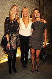 Pictures of London's Fashion's Night Out