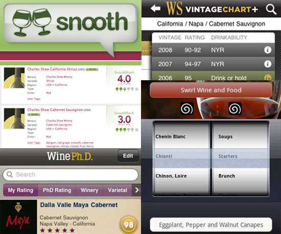 Apps and Sites to Help You Choose Wine Wisely