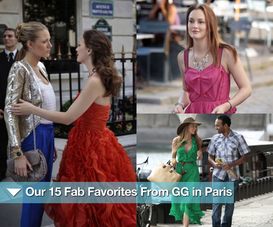 Gossip Girl Premieres Sept. 13 — Our 15 Favorite Looks From the Paris Set