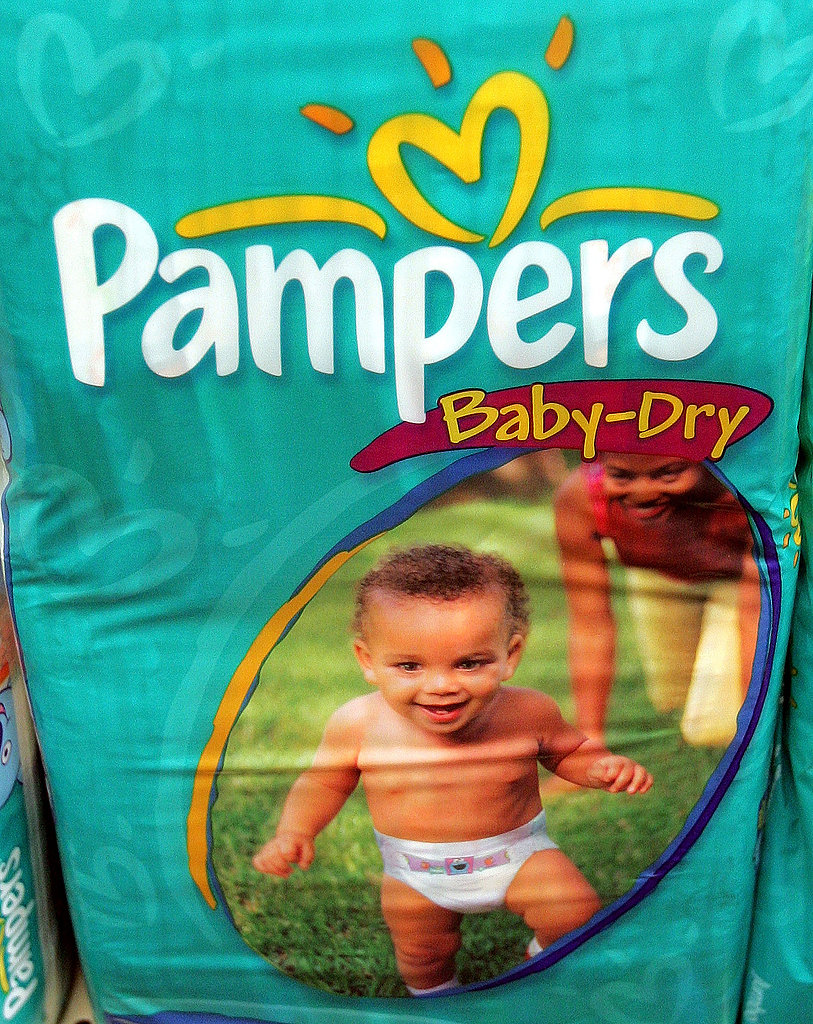 Stage a Diaper Heist