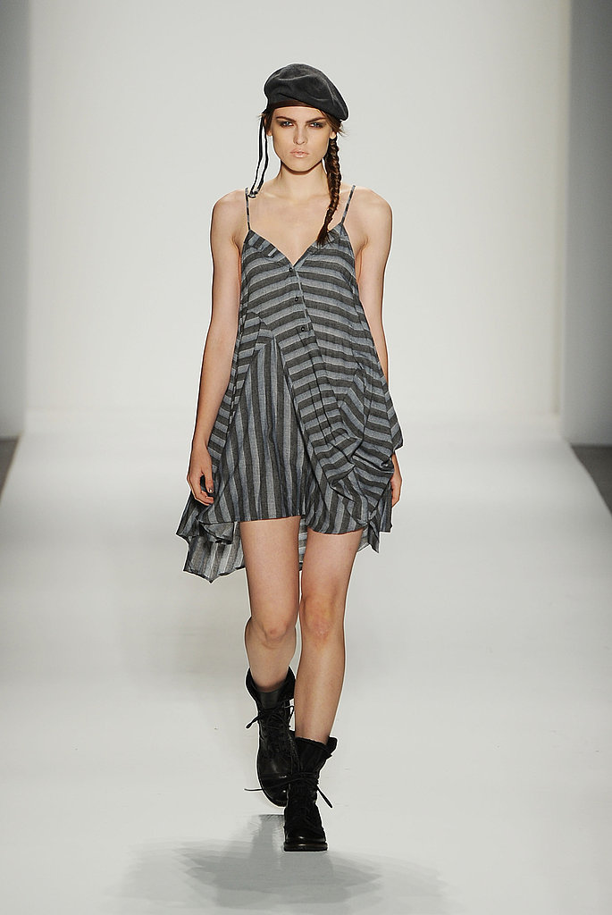 2011 Spring New York Fashion Week: Nicholas K