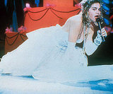 "Madonna performed ""Like a Virgin"" in 1984 at Radio City Music Hall, at the first Video Music Awards."