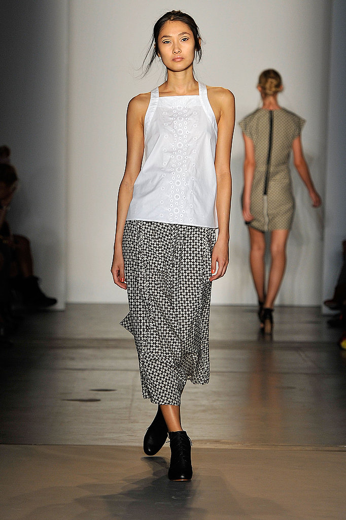 2011 Spring New York Fashion Week: Rachel Comey (DONE)