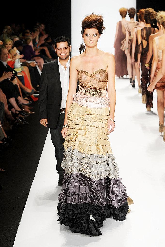 2011 Spring New York Fashion Week: Project Runway