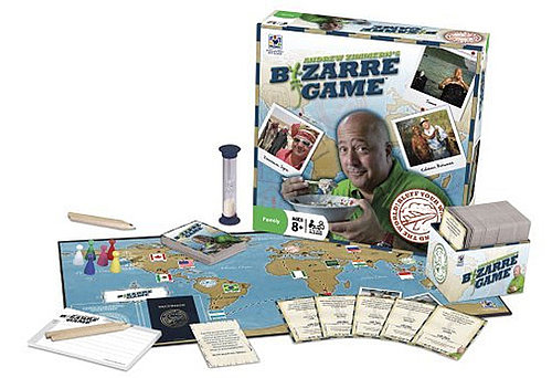 Bizarre Foods Board Game: Love It or Hate It?