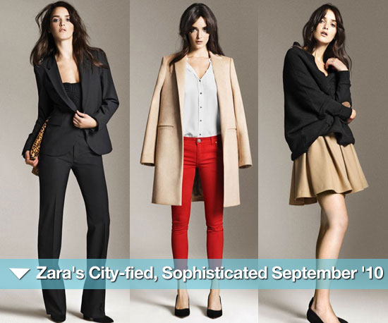 Zara's City-fied, Sophisticated September '10