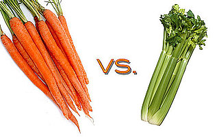 Nutritional Comparison of Carrots and Celery