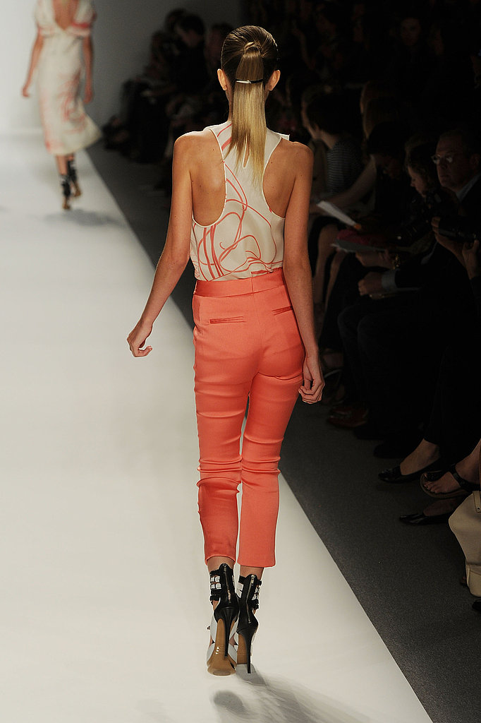 "Prabal Gurung Wanted to Make a Statement About Something Other Than ""Vulgar Dresses"" for Spring 2010"