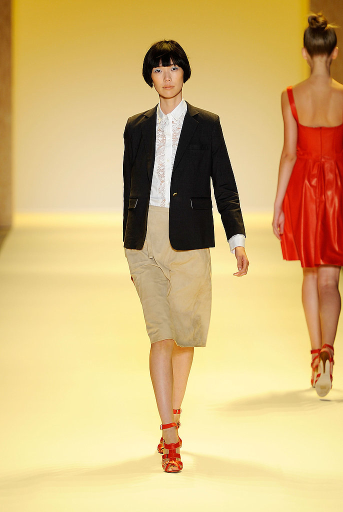 Spring 2011 New York Fashion Week: ADAM