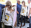 Pictures Of Taylor Swift in LA Before The VMAs