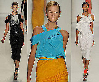Spring 2011 New York Fashion Week: Prabal Gurung 2010-09-11 17:21:06
