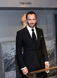 Tom Ford heads to Bergdorf in the city for FNO fun.