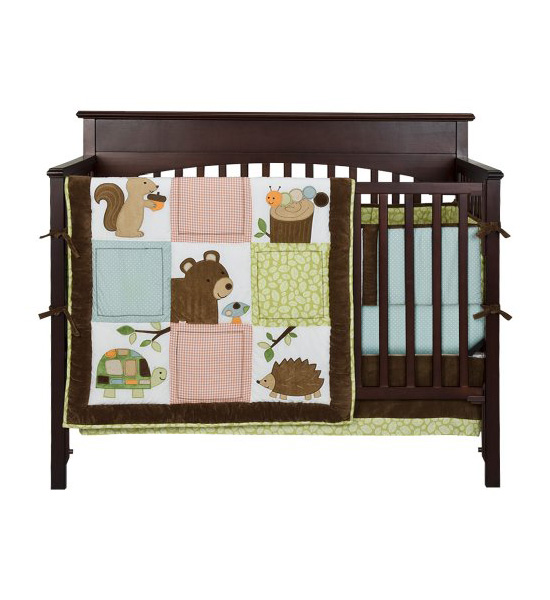 Woolrich Woodlands Baby Bedding