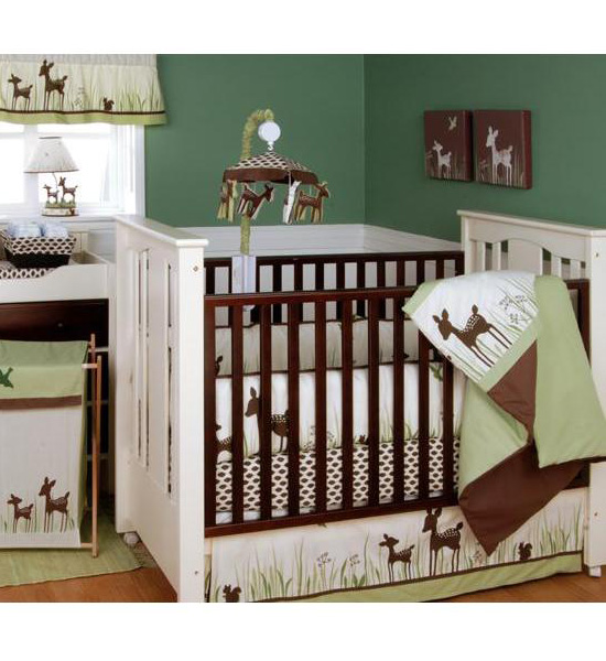 Kidsline Willow Organic Bedding Set