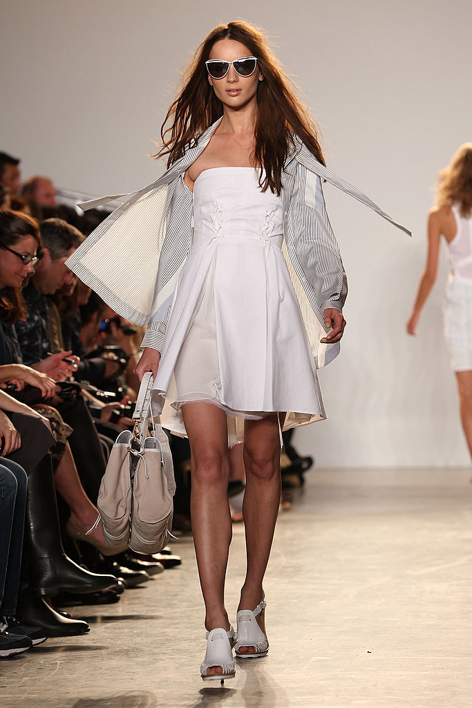 2011 Spring New York Fashion Week: Thakoon