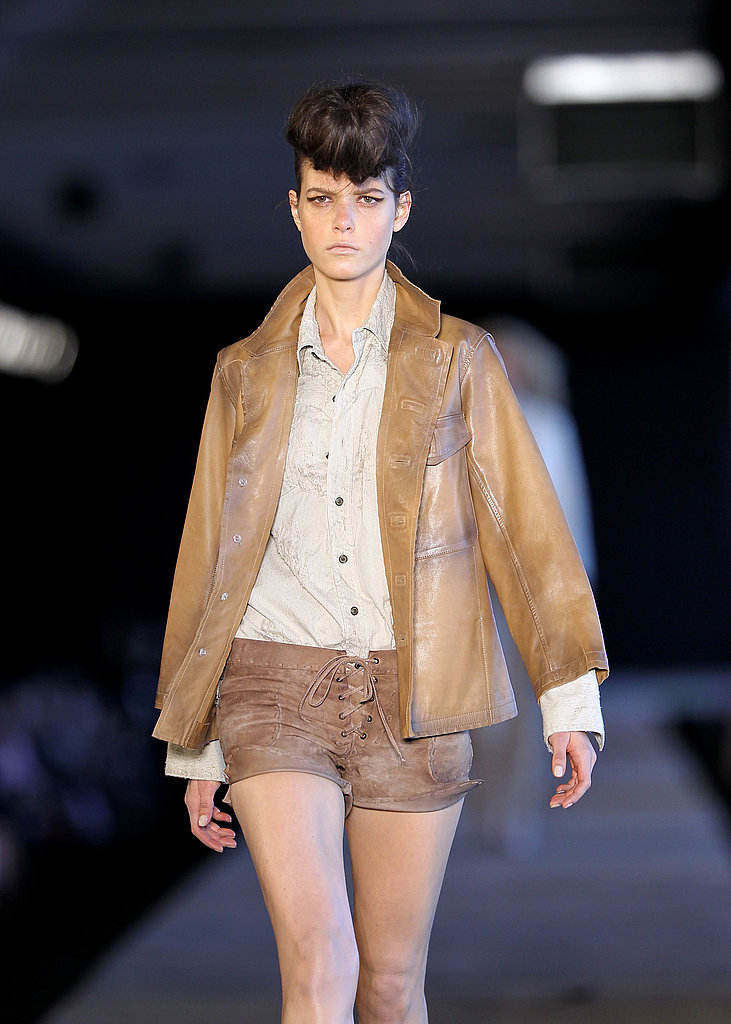 2011 Spring New York Fashion Week: Diesel Black Gold