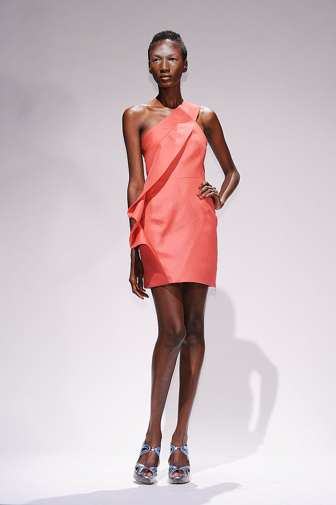 2011 Spring New York Fashion Week: William Tempest