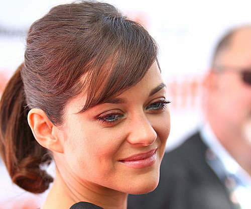 Marion Cotillard Hairstyle How-To