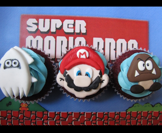 Super Mario Bros. Sweets