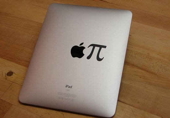 Photos of iPad Decals