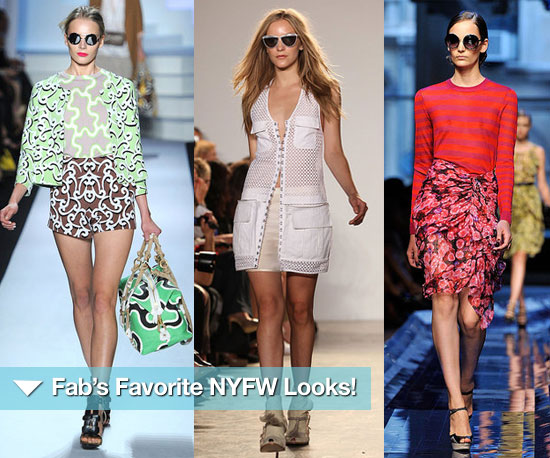 New York Fashion Week Spring 2011
