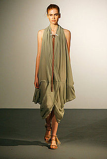 Spring 2011 New York Fashion Week: Complex Geometries