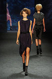 2011 Spring New York Fashion Week: Vera Wang
