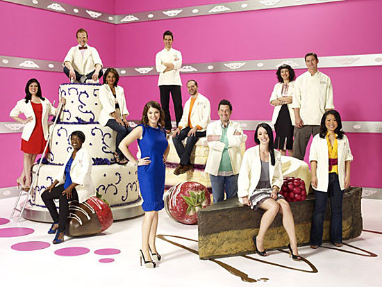 Meet the Contestants of Top Chef Just Desserts!