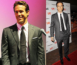 Pictures of Ryan Reynolds at the Toronto Film Festival Buried Premiere