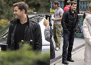Pictures of Joshua Jackson Shooting Fringe in Vancouver 2010-09-14 14:00:00
