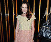 Slide Picture of Leighton Meester at V Magazine Party in NYC