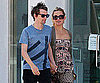 Slide Picture of Kate Hudson and Matthew Bellamy in LA