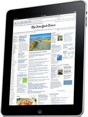 Apple Newspaper Service