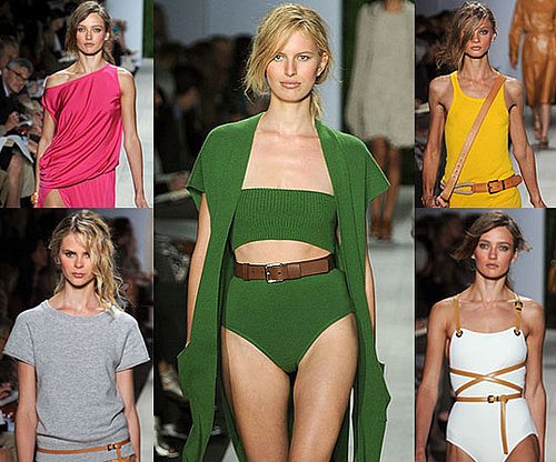 Spring 2011 New York Fashion Week: Michael Kors