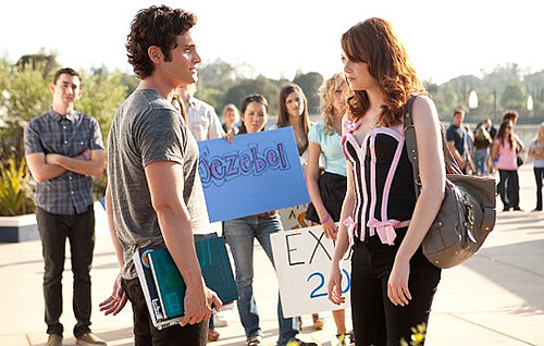 Review of Easy A Starring Emma Stone