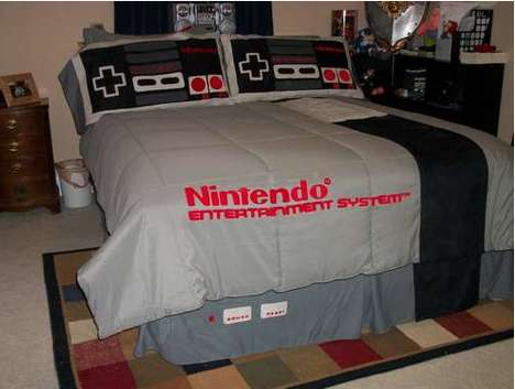 NES Bedding