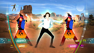 Michael Jackson Video Game Trailer