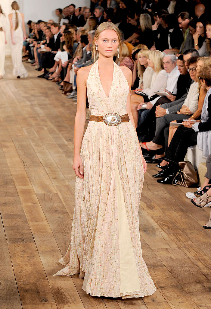2011 Spring New York Fashion Week: Ralph Lauren