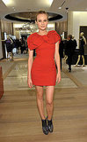 Diane Kruger, in her millionth amazing dress, at Saks Fifth Avenue's FNO party.