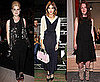 Celebs at 2011 New York Fashion Week Spring including Alexa Chung, Kelly Osbourne