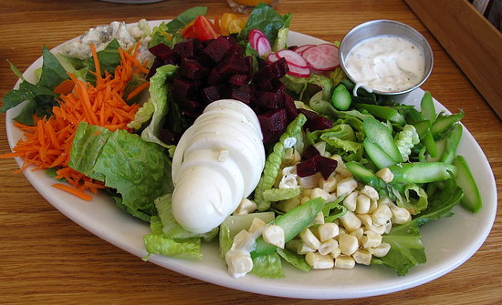 Can You Guess the Name of This Salad?