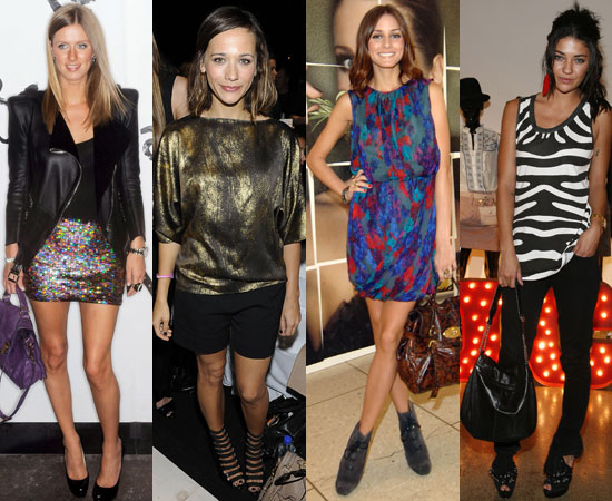 CelebStyle's Top 4 NYFW Looks